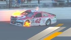 Kahne gewinnt dramatisches Crash-Spektakel | NASCAR