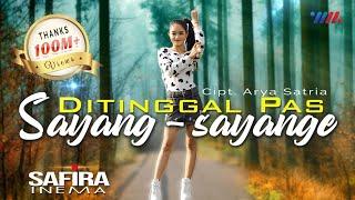 Download Safira Inema - Ditinggal Pas Sayang Sayange (Official Music Video)