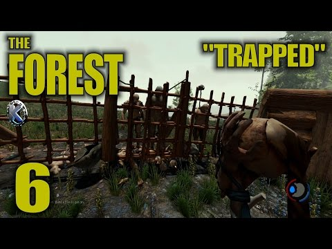 The Forest Alpha 0.20 Gameplay / Let