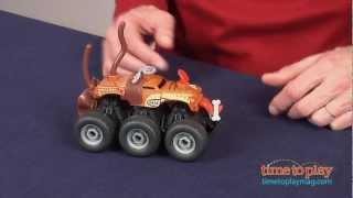 Hot Wheels Monster Jam Custom Crushers Monster Mutt from Mattel