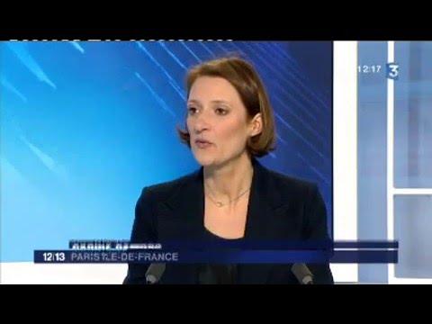 France 3 - Journal TV - Reportage sur la journée de la femme