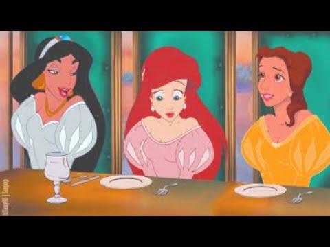 Ariel Jasmine Belle :BFF's