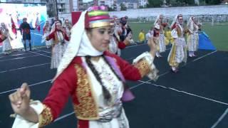 5. Kültür ve Sanat Şenliği -  Denizli Yöresi Halk Oyunları