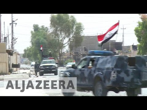 Millions in need of aid as Iraqi forces advance on Mosul