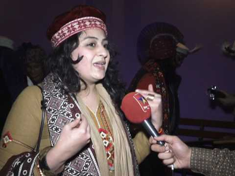 MAHAM SUHAIL the singer at Fusion Festival