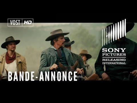 Les 7 Mercenaires (The Magnificent Seven) - Bande-annonce 2 - VOST