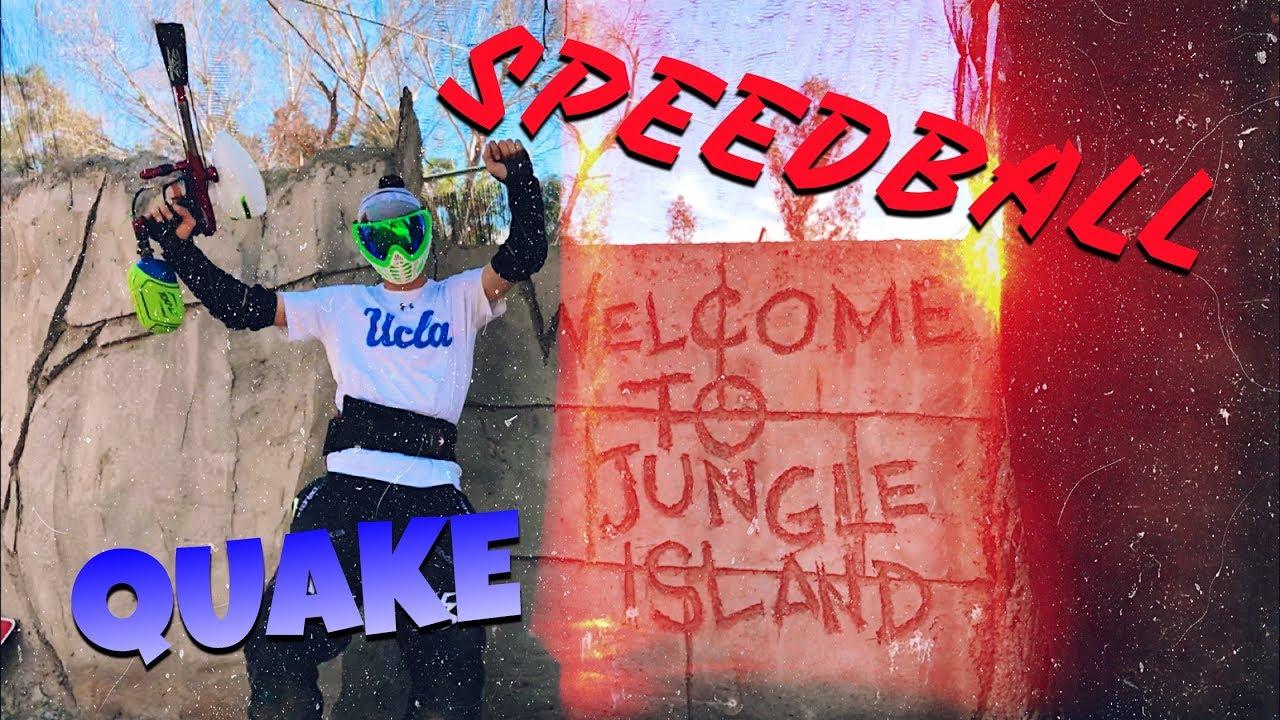 jungle island speedball      i u0026 39 m on a new team      jungle