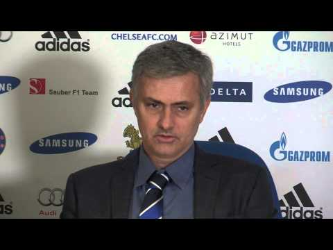Jose Mourinho threatens to walk out of press conference