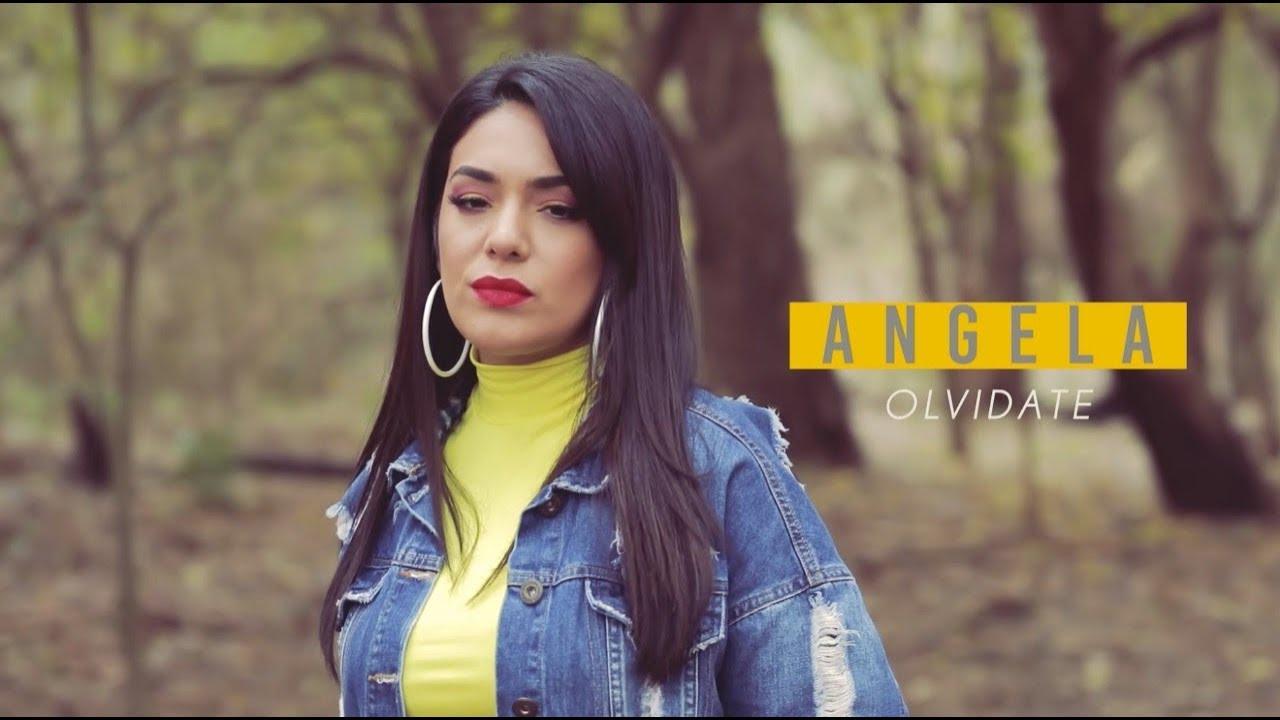 Angela Leiva Olvídate Youtube