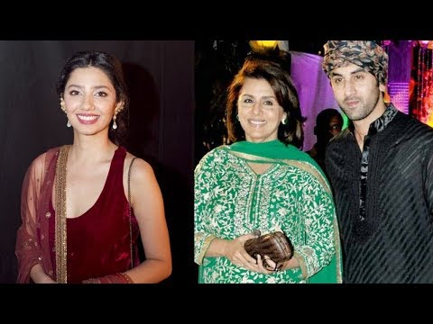 Confirmed ! Ranbir Kapoor to marry Pakistani actress Mahira Khan very soon 😍