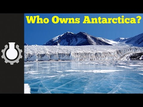 Video image: Who owns Antarctica?