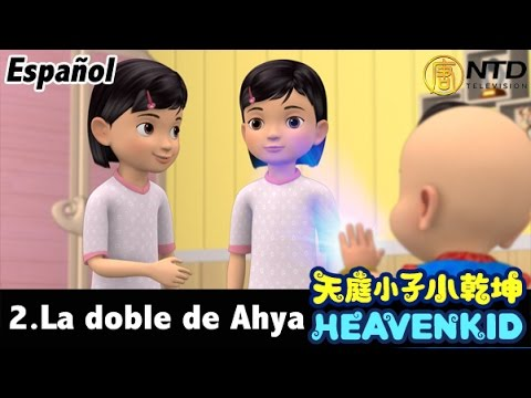 小乾坤【Español】Xiao Qiankun #2:La doble de Ahya