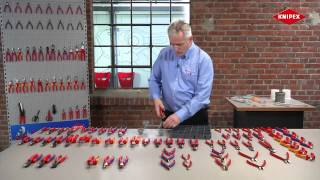 KNIPEX. Кусачки для пластмассы(, 2015-04-24T12:57:53.000Z)