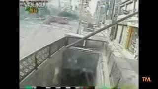 Accidentes en Asia