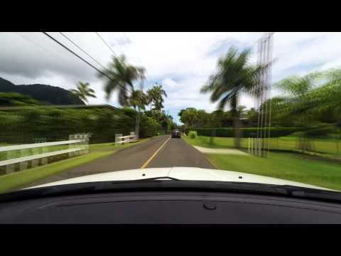 Kauai - North Shore Drive to Ke'e Beach