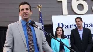 Californian Iranians Make US History: Daryabari Iranian Community Center Opening