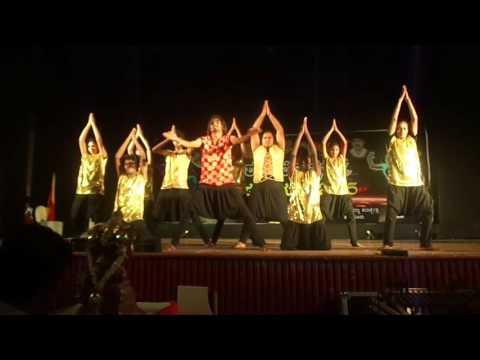 Jiva kannada song thumkur competition