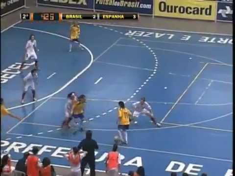 ba6b97e2dc Brasil 4x3 Espanha - final do Campeonato Mundial Feminino de Futsal ...
