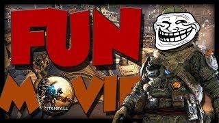 [Doud-Gaming] NON AUX TITANS ! FUN MOVIE - Titanfall