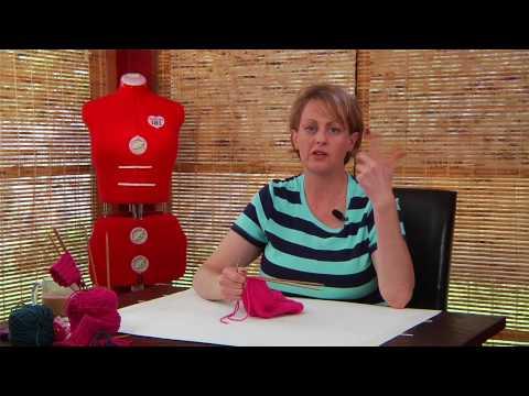 Learn to Knit Socks, part 6, Kitchener Stitch