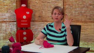 Learn to Knit Socks, part 6, Kitchener Stitch