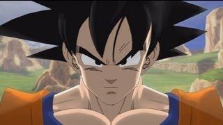 Dragonball Raging Blast 1 - Story Mode - Saiyan Saga | Chaospunishment