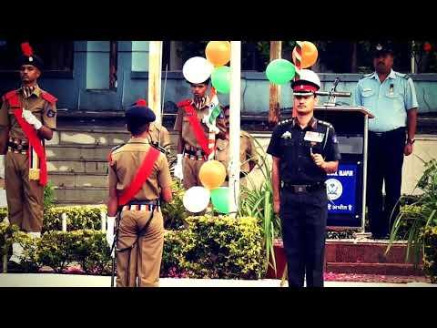 Sainik School Bijapur celebrates Independence Day 2017