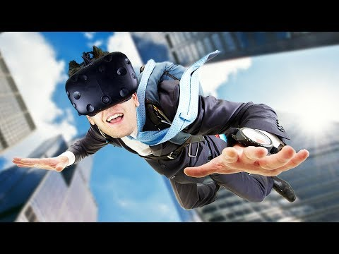 Fast Paced VR Climbing! - TO THE TOP Gameplay - VR HTC Vive