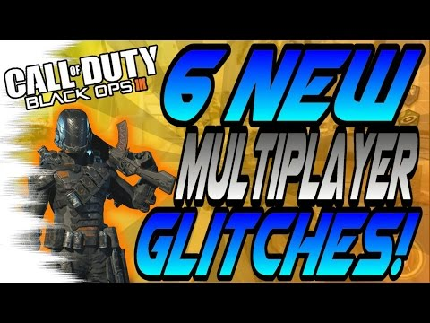 6 NEW Multiplayer Glitches! - Out of Maps, Secret Rooms on (Black Ops 3 Online Glitch)