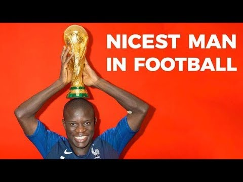 NGolo Kanté: Shyness is not an obstacle to succeed in life