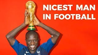 N'Golo Kanté: Shyness is not an obstacle to succeed in life