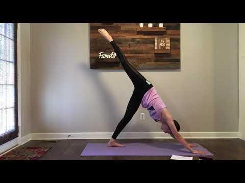 Strength and Balance Yoga with Becca