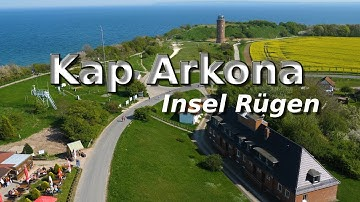 KAP ARKONA - Rügen-Ostsee