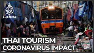 Coronavirus hits Thai tourist industry as Chinese stay away