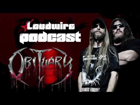 Loudwire Podcast #20 - Obituary