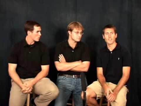 "Alumni: ""Internship Experience"" - Joseph, Mike & Tim"