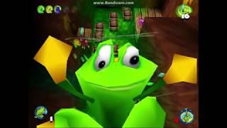 Game Over - Frogger 2 - Swampy's Revenge (PC Version)