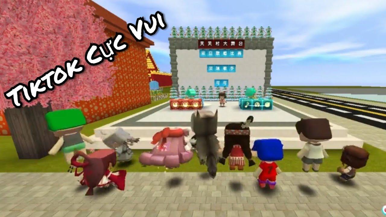 Tik Tok Mini World| Tổng Hợp Clip Tik tok hài hước nhất có thể bạn chưa xem phần 1