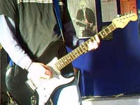 1992 Fender Stratocaster American Standard | Lithium - Nirvana cover by Dino Duarte
