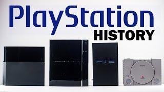 PlayStation 4 vs PS3 vs PS2 vs PS1 Full Comparsion