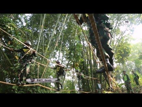 GARUDA - Peleton Tangkas TNI AD Periode I T.A.  2017