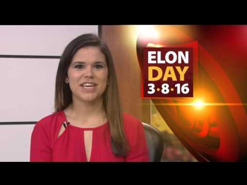 Elon Local News Full News Broadcast - March 7, 2016