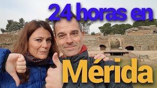 24 horas en MÉRIDA