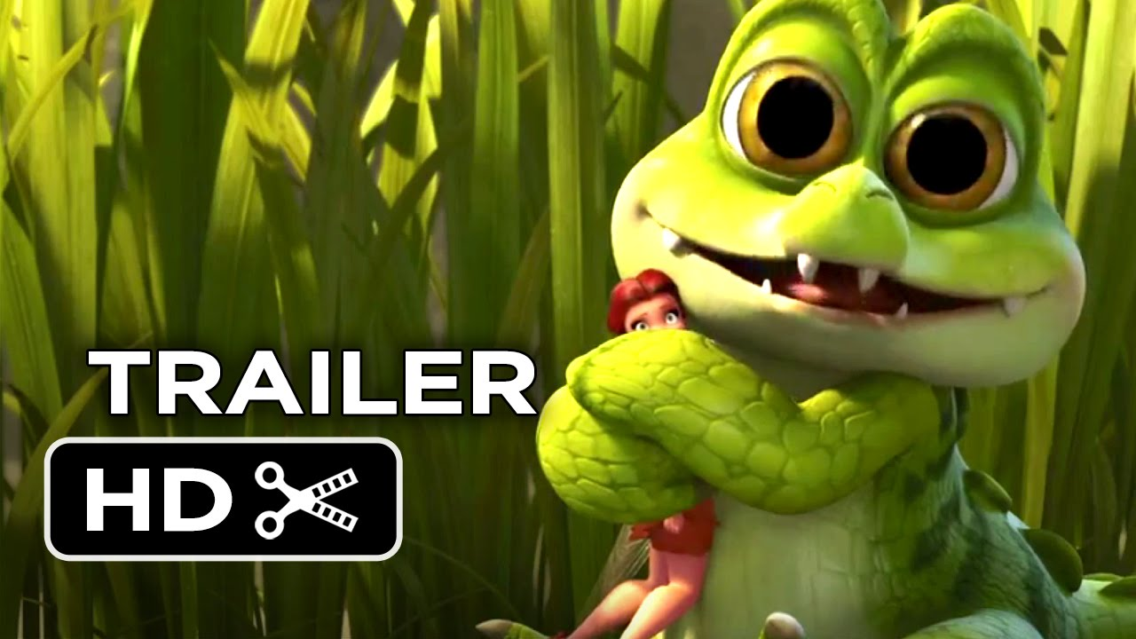 Download Tinkerbell And The Pirate Fairy Trailer 2 - Now On Blu-Ray (2014) - Tom Hiddleston Movie HD