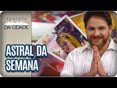 Previsões Dos Signos, Ritual E Tarot | Astral Da Semana - Revista Da Cidade (05/03/18)