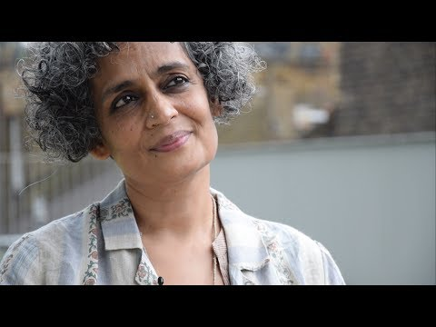 Watch Arundhati Roy read from her long awaited second novel