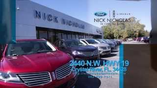 Gambar cover Nick Nicholas Lincoln 30sec Spot