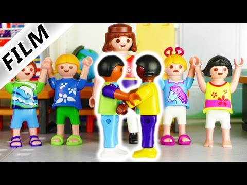 Playmobil Film deutsch | WER WIRD PRINZ UND PRINZESSIN? Theater AG | Hannah weint | Familie Vogel