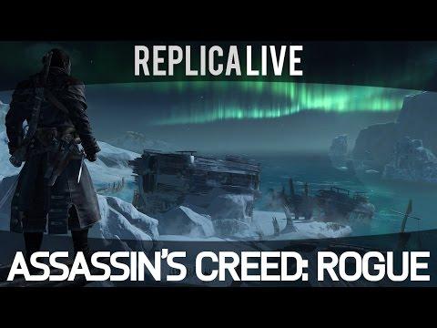 Assassin's Creed: Rogue Gameplay ITA HD - Everyeye.it Live