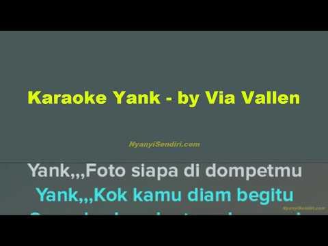 Karaoke Dangdut Tanpa Vokal Yank - Via Vallen Koplo